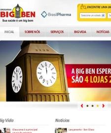 0cd89a2c0 A rede de drogarias da Brasil Pharma inaugura mais uma unidade no Belém  (PA). De acordo com a empresa